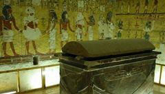 V Egyptě objevili novou hrobku. Patřila manželce neznámého faraona